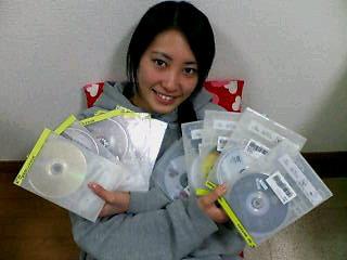 DVDレンタル(^<br />  ◇^)